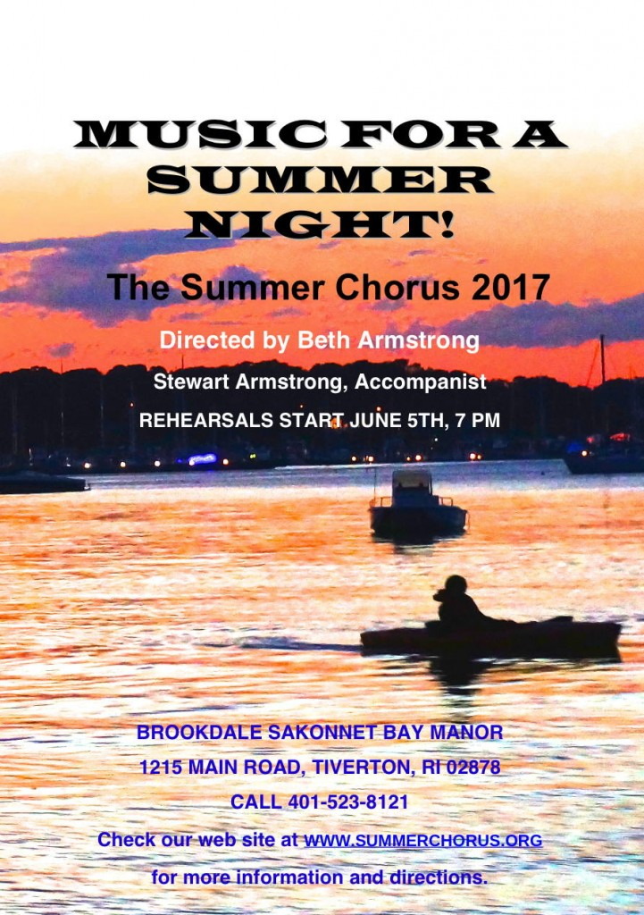 summer chorus  flyer 2017 C No Border 00001